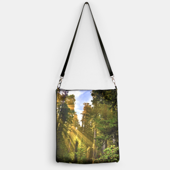 Thumbnail image of Magical Redwood Forest Handbag, Live Heroes
