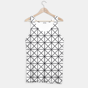 Thumbnail image of Prism Pattern Optical Illusion Tank Top, Live Heroes
