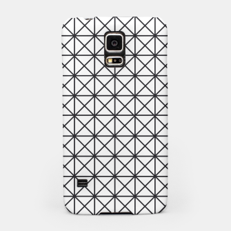 Thumbnail image of Prism Pattern Optical Illusion Samsung Case, Live Heroes