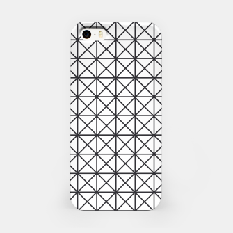 Thumbnail image of Prism Pattern Optical Illusion iPhone Case, Live Heroes