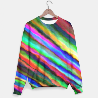 Thumbnail image of Strands of Colour Sweater, Live Heroes