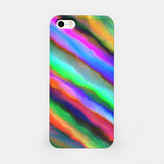 Thumbnail image of Strands of Colour iPhone Case, Live Heroes
