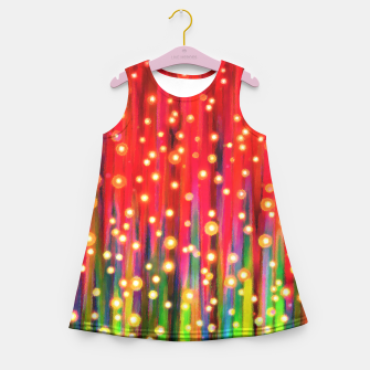 Thumbnail image of Celebration ! Girl's Summer Dress, Live Heroes