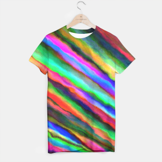 Thumbnail image of Strands of Colour T-shirt, Live Heroes