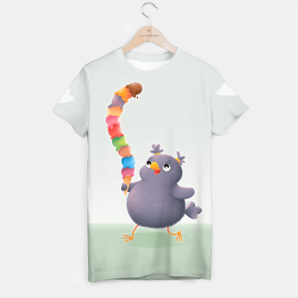 Thumbnail image of IceCream Chick T-shirt, Live Heroes