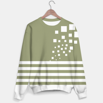 Thumbnail image of Simple lines Sweater, Live Heroes