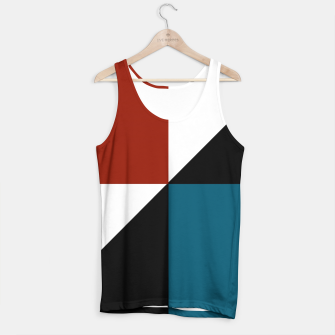 Miniaturka Interesting Point Tank Top, Live Heroes