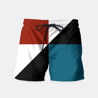 Miniaturka Interesting Point Swim Shorts, Live Heroes