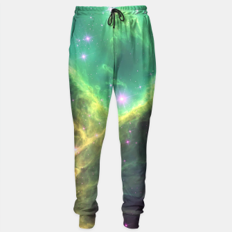 Miniatur Looking At Space IV Sweatpants, Live Heroes