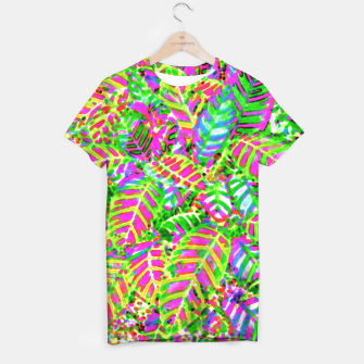 Thumbnail image of Leaves in Dappled Light T-shirt, Live Heroes