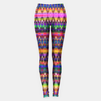Thumbnail image of Sounds of Colourful Birds Leggings, Live Heroes