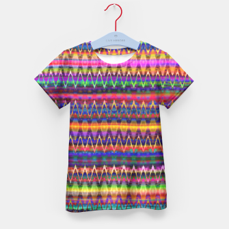 Thumbnail image of Sounds of Colourful Birds Kid's T-shirt, Live Heroes