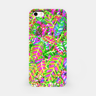 Thumbnail image of Leaves in Dappled Light iPhone Case, Live Heroes