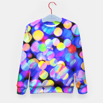 Thumbnail image of Microcosm Kid's Sweater, Live Heroes