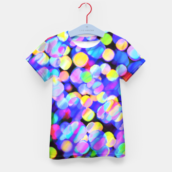 Thumbnail image of Microcosm Kid's T-shirt, Live Heroes