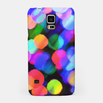 Thumbnail image of Microcosm Samsung Case, Live Heroes
