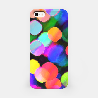 Thumbnail image of Microcosm iPhone Case, Live Heroes