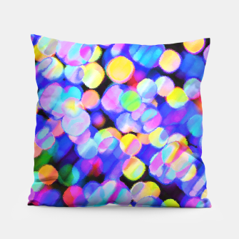 Thumbnail image of Microcosm Pillow, Live Heroes