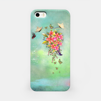 Miniatur Trendy Flower Bouquet iPhone Case, Live Heroes