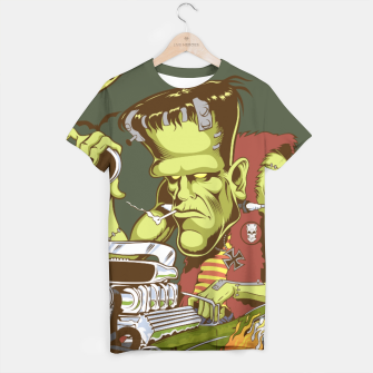 Thumbnail image of Franky Lowrider Camiseta, Live Heroes