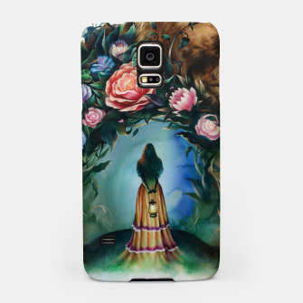 FLOWERS & BEAR Samsung Case thumbnail image