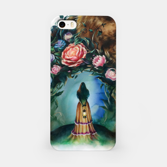 Miniatur FLOWERS & BEAR iPhone Case, Live Heroes