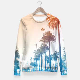 Summer in LA Fitted Waist Sweater thumbnail image