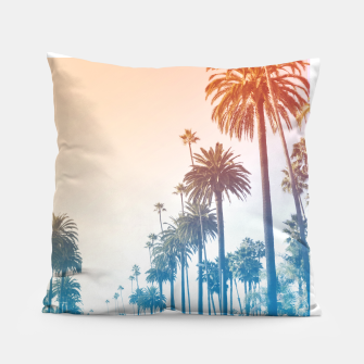 Summer in LA Pillow thumbnail image