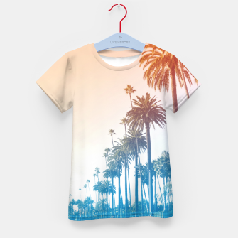 Summer in LA Kid's T-shirt thumbnail image