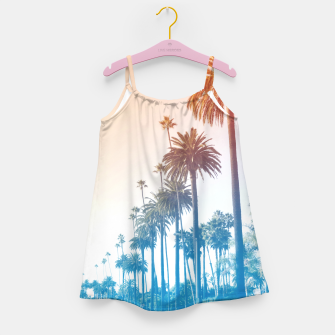 Summer in LA Girl's Dress thumbnail image
