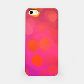 Thumbnail image of Mulberry Microcosm iPhone Case, Live Heroes