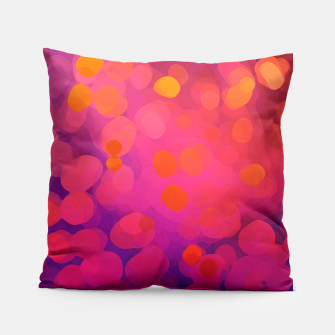 Thumbnail image of Mulberry Microcosm Pillow, Live Heroes
