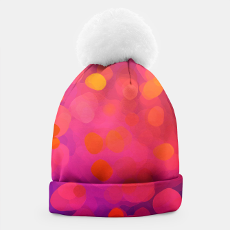 Thumbnail image of Mulberry Microcosm Beanie, Live Heroes