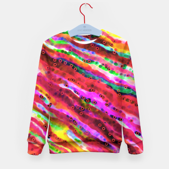 Thumbnail image of Beneath Waves Kid's Sweater, Live Heroes