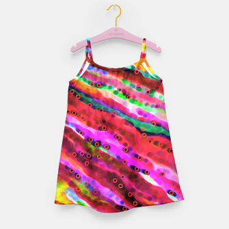 Thumbnail image of Beneath Waves Girl's Dress, Live Heroes