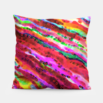 Thumbnail image of Beneath Waves Pillow, Live Heroes