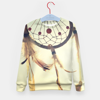 Thumbnail image of Vintage photography Kid's Sweater, Live Heroes