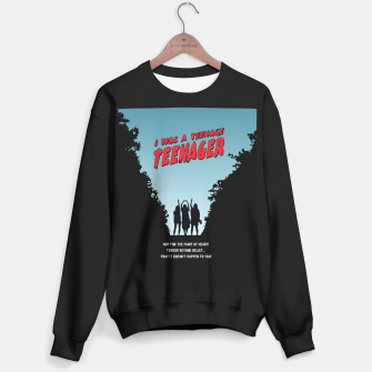 Thumbnail image of Teenage Terror Sweater regular, Live Heroes