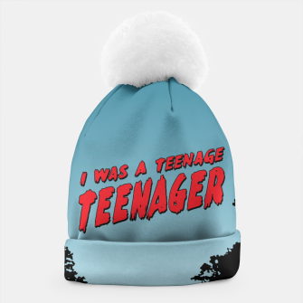 Thumbnail image of Teenage Terror Beanie, Live Heroes