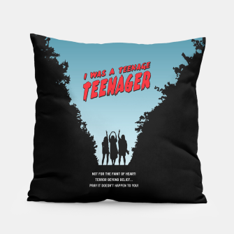 Thumbnail image of Teenage Terror Pillow, Live Heroes