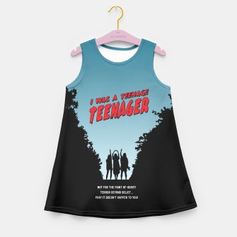Thumbnail image of Teenage Terror Girl's Summer Dress, Live Heroes
