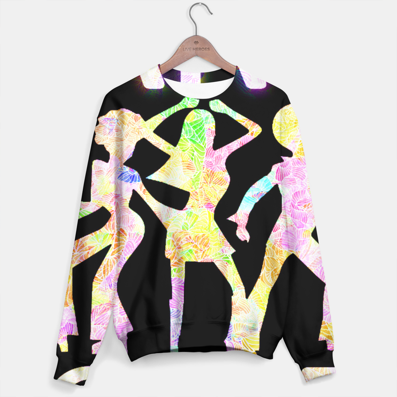 Image of pp Sweater - Live Heroes