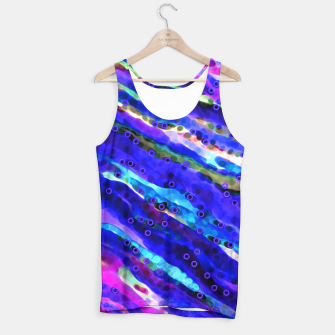 Thumbnail image of Beneath Blue Waves Tank Top, Live Heroes
