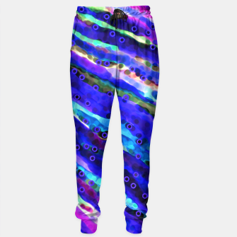 Thumbnail image of Beneath Blue Waves Sweatpants, Live Heroes