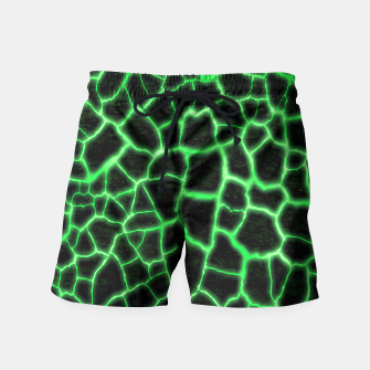 Miniatur Green Inferno Magma Swim Shorts, Live Heroes