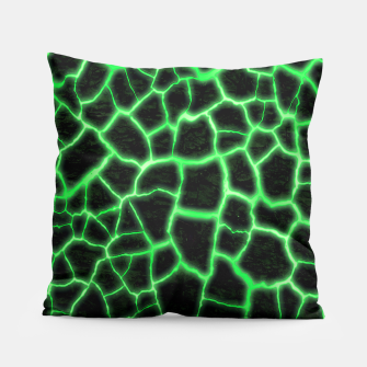 Miniatur Green Inferno Magma Pillow, Live Heroes