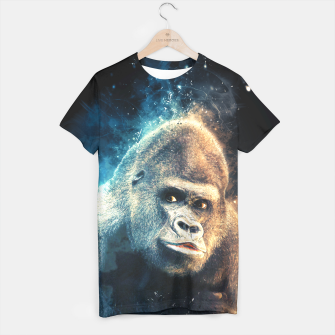 Thumbnail image of T-shirt Gorilla, Live Heroes