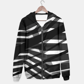 Thumbnail image of Black Prismatic  Hoodie, Live Heroes