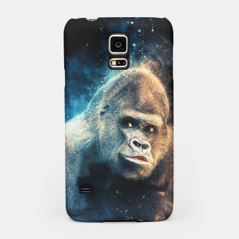Thumbnail image of Gorilla Galaxy Samsung Case, Live Heroes