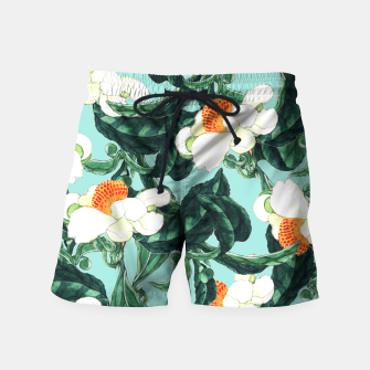 Thumbnail image of Sunny Side Up Swim Shorts, Live Heroes